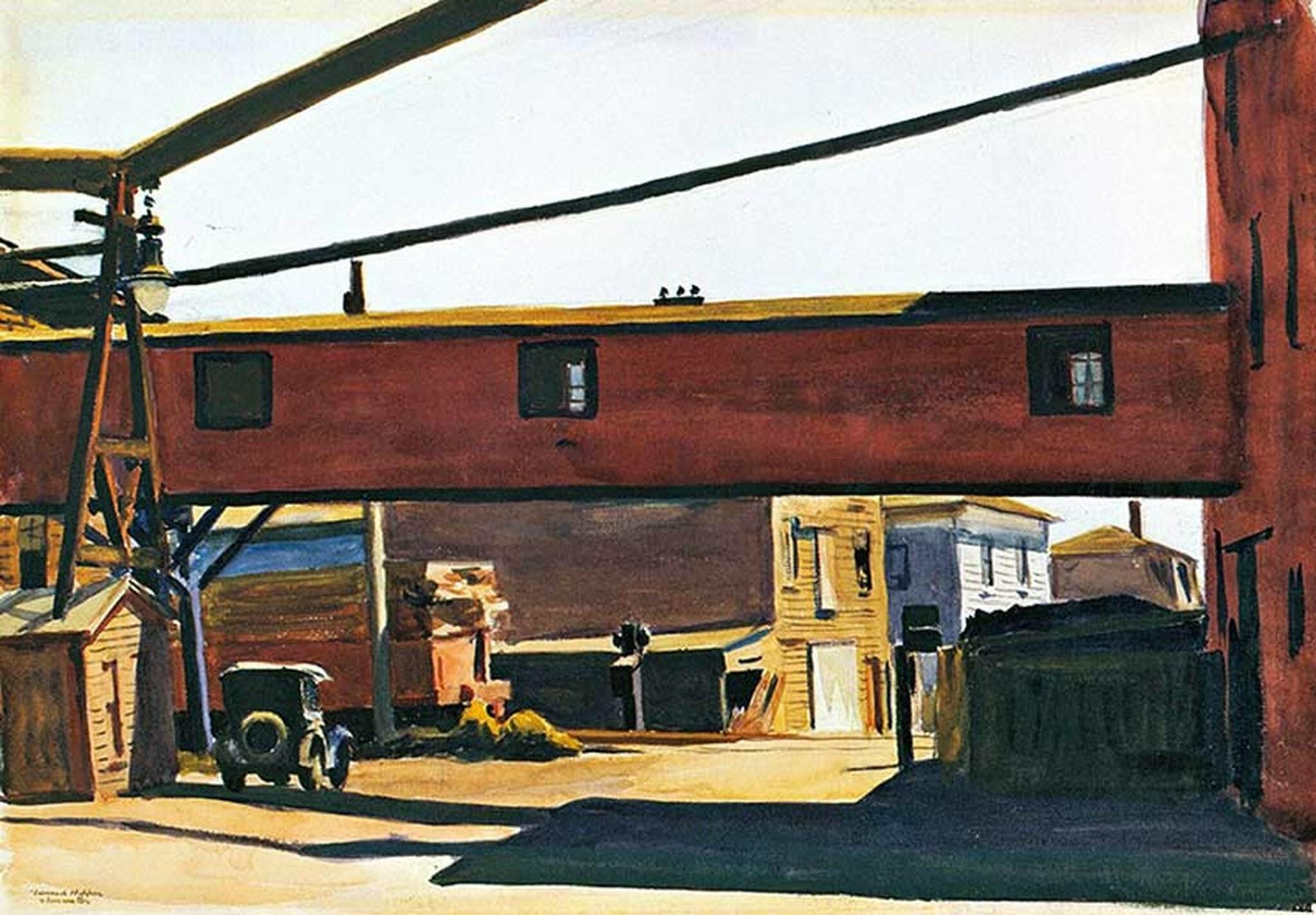 Hopper - box-factory-gloucester 1928
