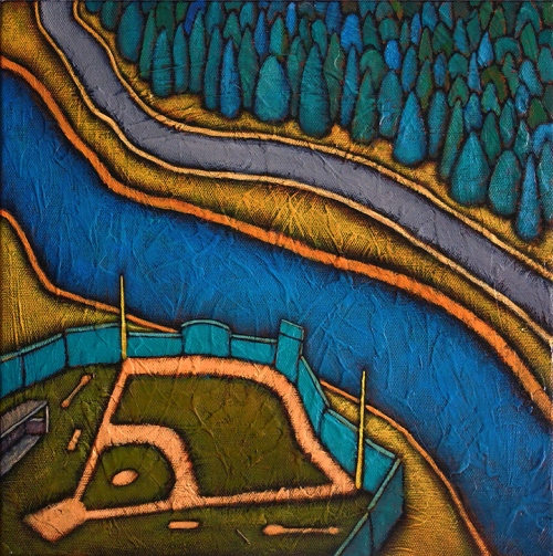 """""""Basepaths""""- Now at the West End Gallery"""