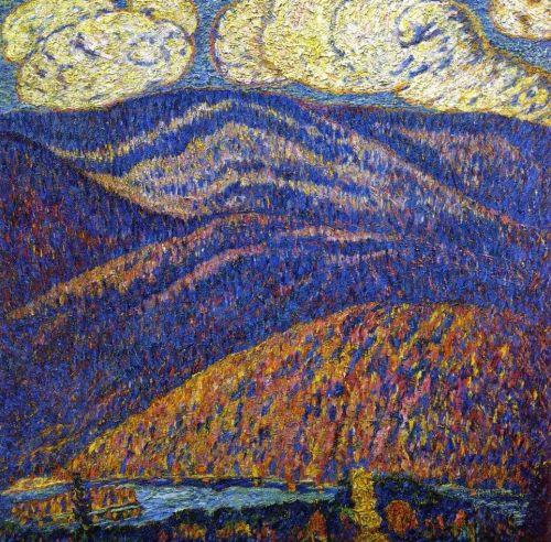 marsden-hartley--hall-of-the-mountain-king