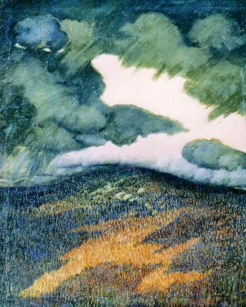 marsden-hartley--storm-clouds-maine