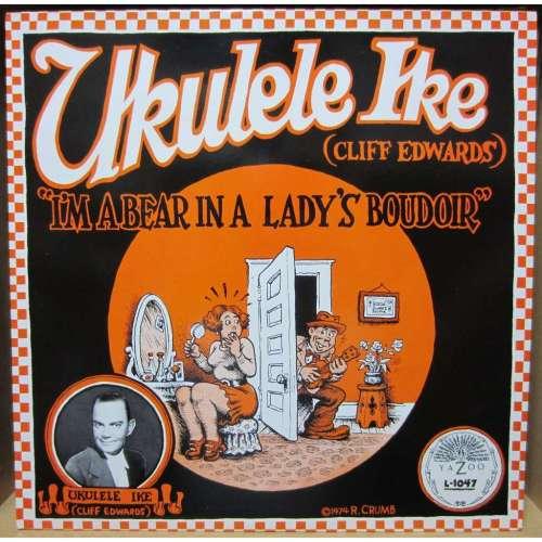 Ukulele Ike R. Crumb cover