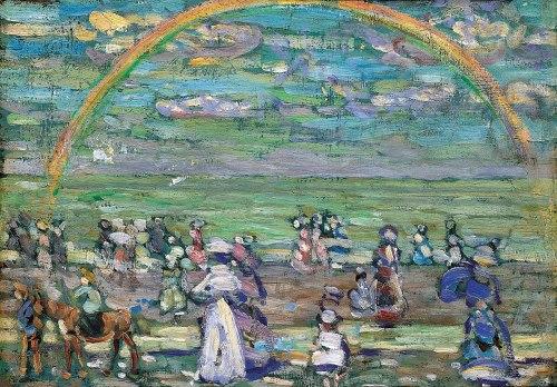 Maurice_Prendergast_-_Rainbow